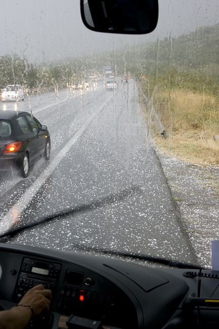 What Kind of Dents Did Hail Leave on Your Car?
