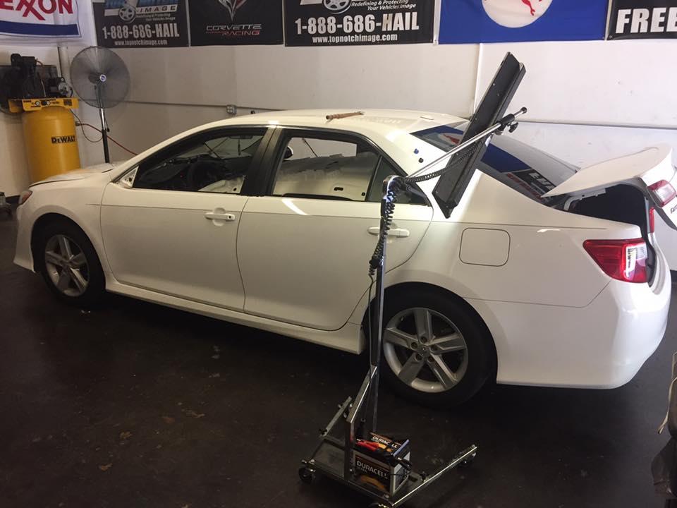 You Deserve Hassle-Free Auto Hail Repair!