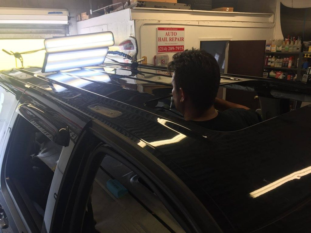 Hail Damage: 3 Benefits of Paint-less Dent Removal