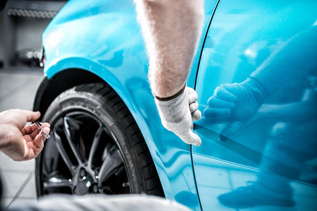 Can Your Car Be Fixed with Paintless Dent Repair?