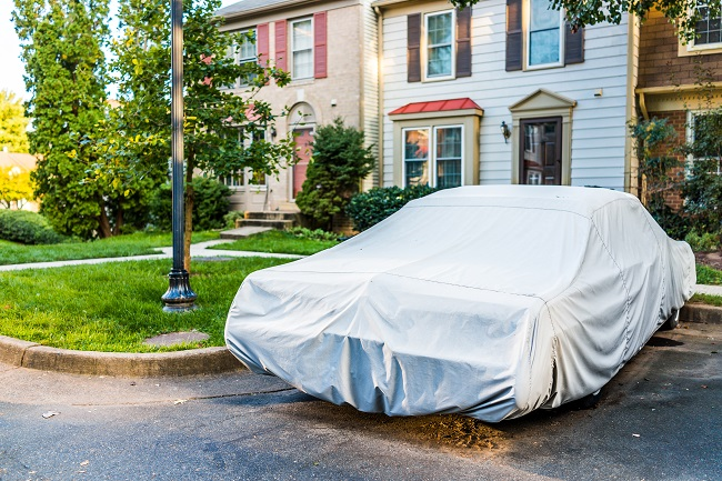 No Garage? Here's How to Protect Your Car from Hail Damage